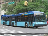 MTA New York City 5462 na cidade de New York, New York, Estados Unidos, por Guilherme Rafael